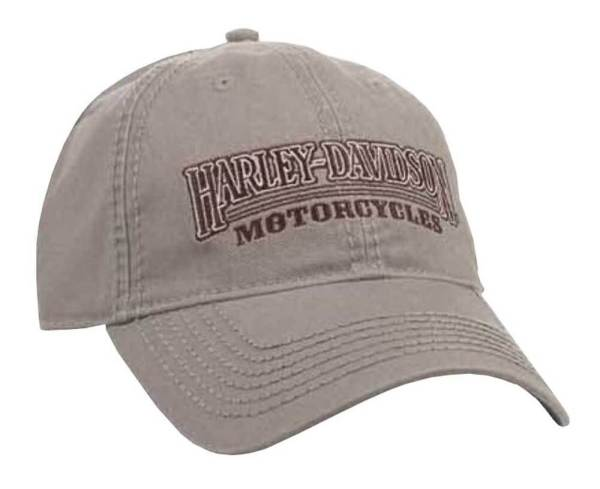 Harley-davidson Men' Embroidered Classic - Text