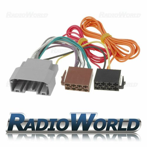 small resolution of details about dodge nitro journey radio iso lead loom wiring harness connector adaptor