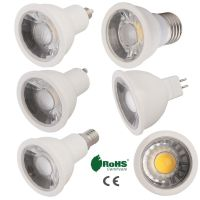 Dimmable LED Spotlight Bulb GU10/MR16/E26/E27/E11/E12/E14 ...
