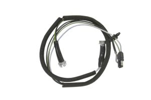 19691970 Ford Mustang WHood Mounted Turn Signal Wiring