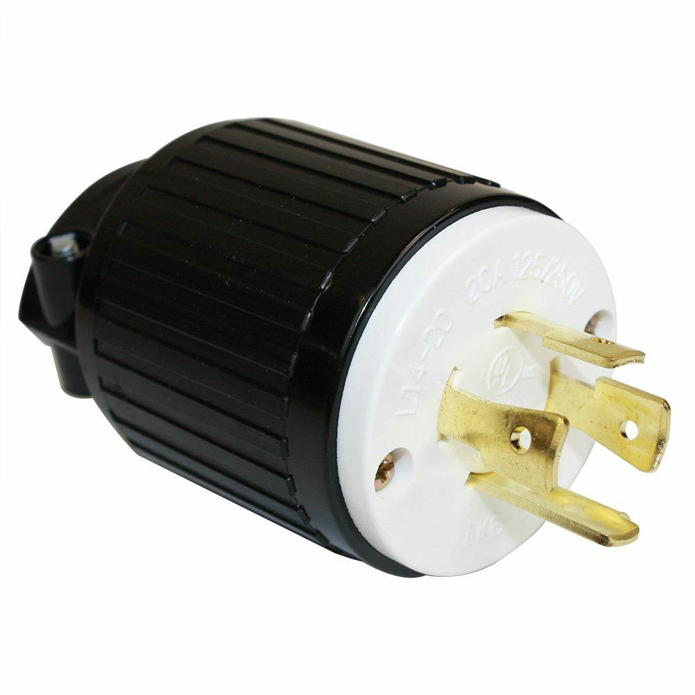Nema L1430p To L620r Power Adapter Cord 20a 250v