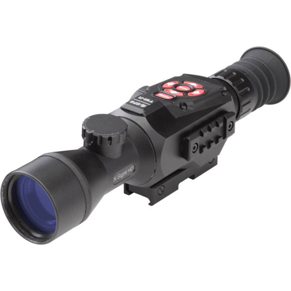 ATN XSightII 314 Smart DayNight Hunting Rifle Scope HD