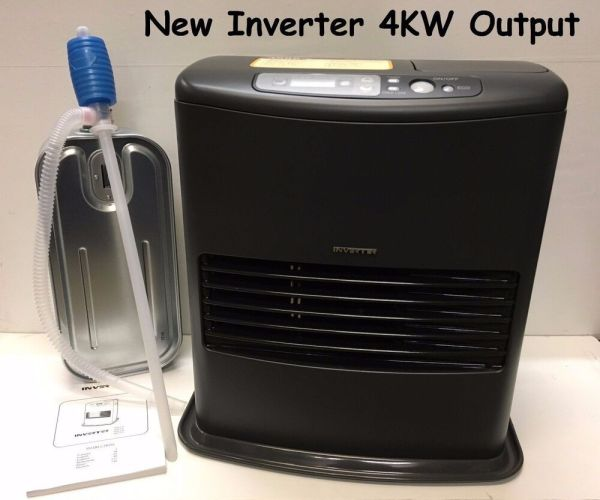 Model Inverter 6003 4000w 4kw Indoor Paraffin Kerosene