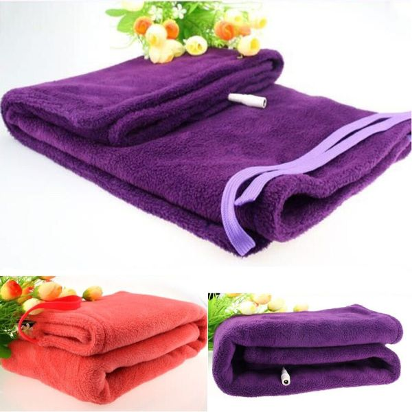 100 Cotton Washable Usb Heated Electric Blanket
