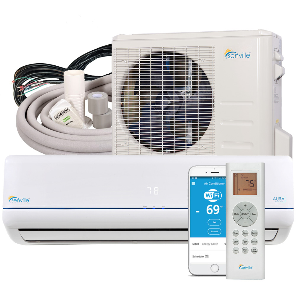 Air Conditioners With Heaters Facias