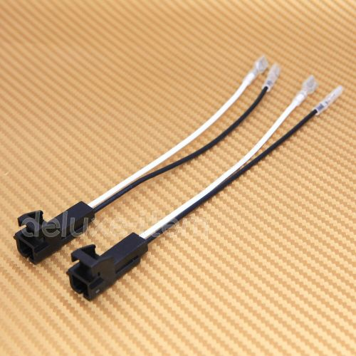 small resolution of details about 4pcs car radio speaker wire harness adapter gm buick chevrolet metra 72 4568