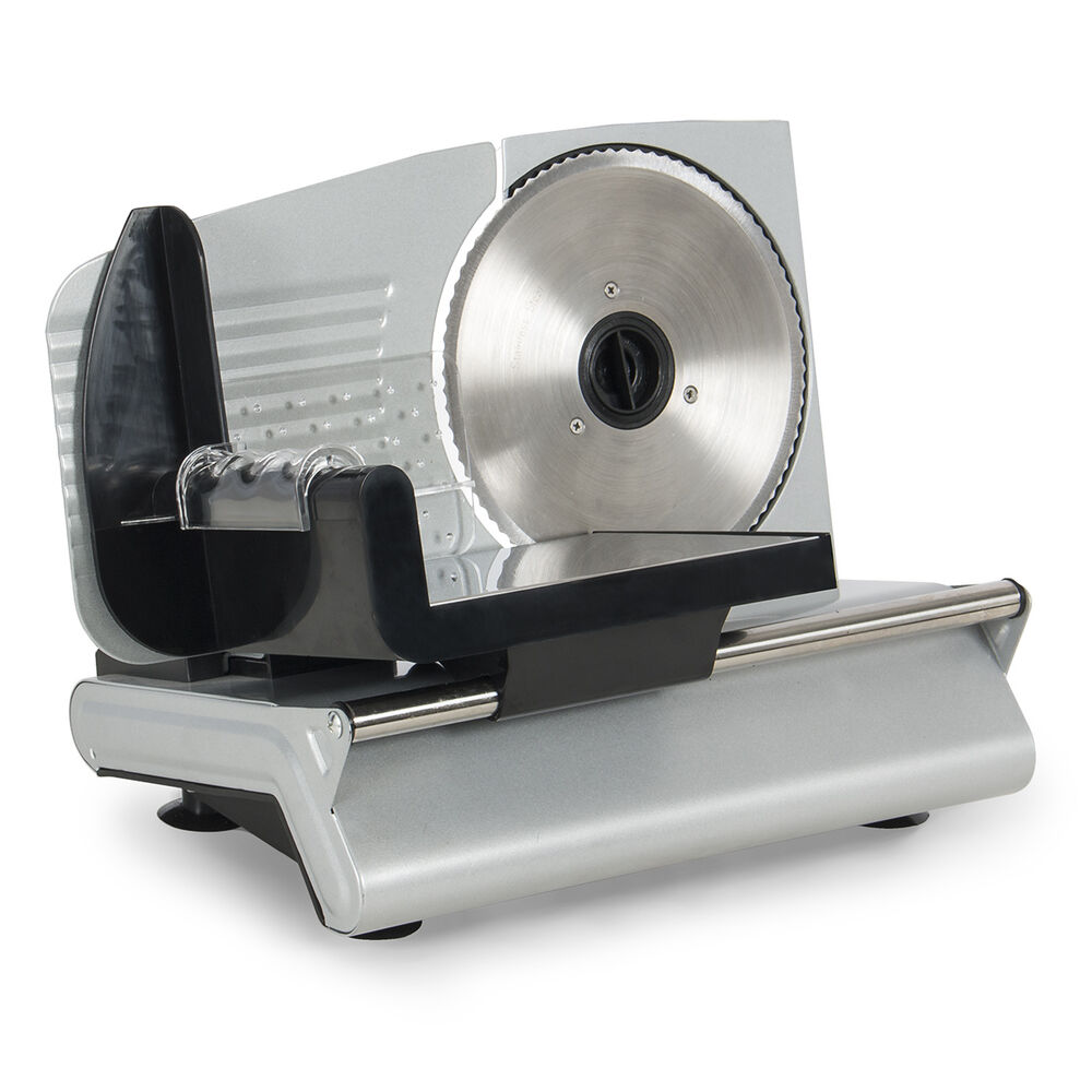 Meat Slicer 75 Blade Home Deli Food Slice Premium