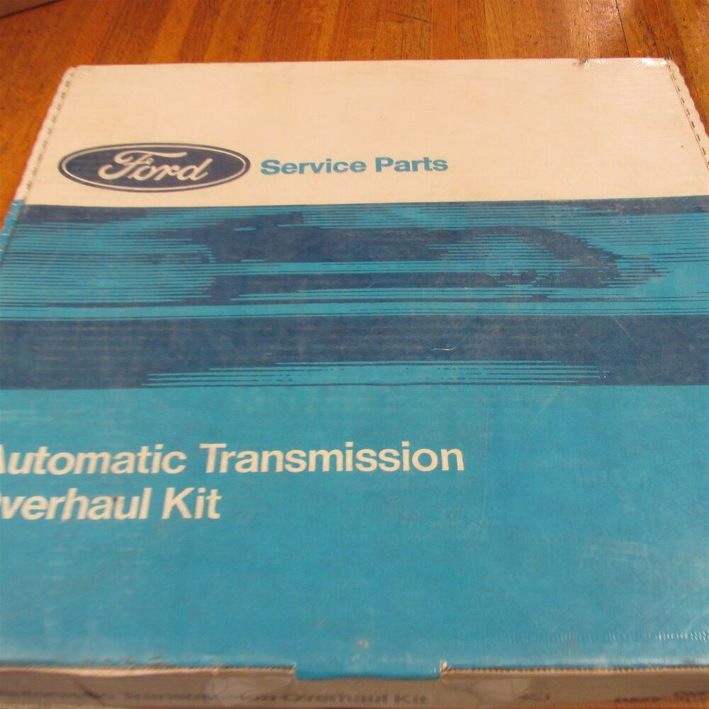 hight resolution of details about nos 1974 1978 ford mustang ii pinto c3 auto trans rebuild kit d5zz 7c391 a new