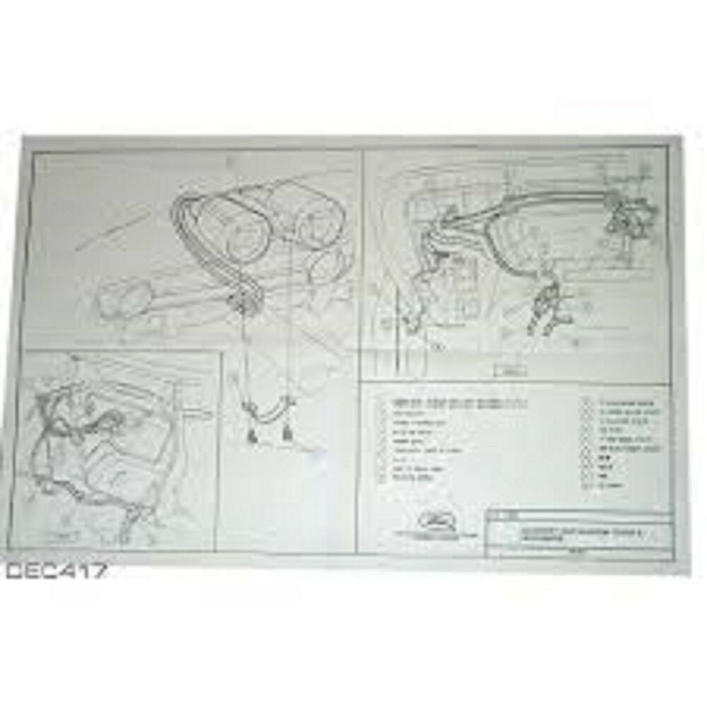 medium resolution of details about 1965 1966 ford mustang rallye pac pack wiring diagram
