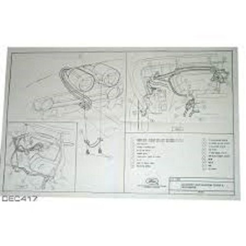small resolution of details about 1965 1966 ford mustang rallye pac pack wiring diagram