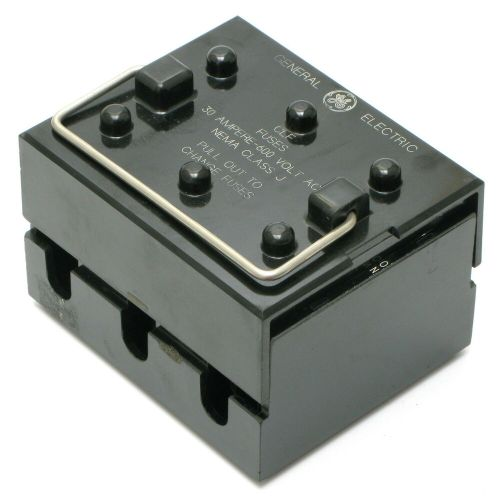 small resolution of details about general electric 116b4075 600vac 30a 3 pole pull out fuse box