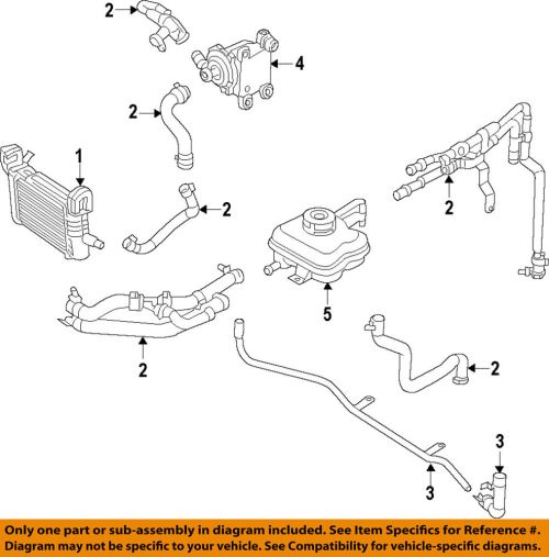 small resolution of details about dodge chrysler oem 15 18 charger radiator inlet tube 5181964ab