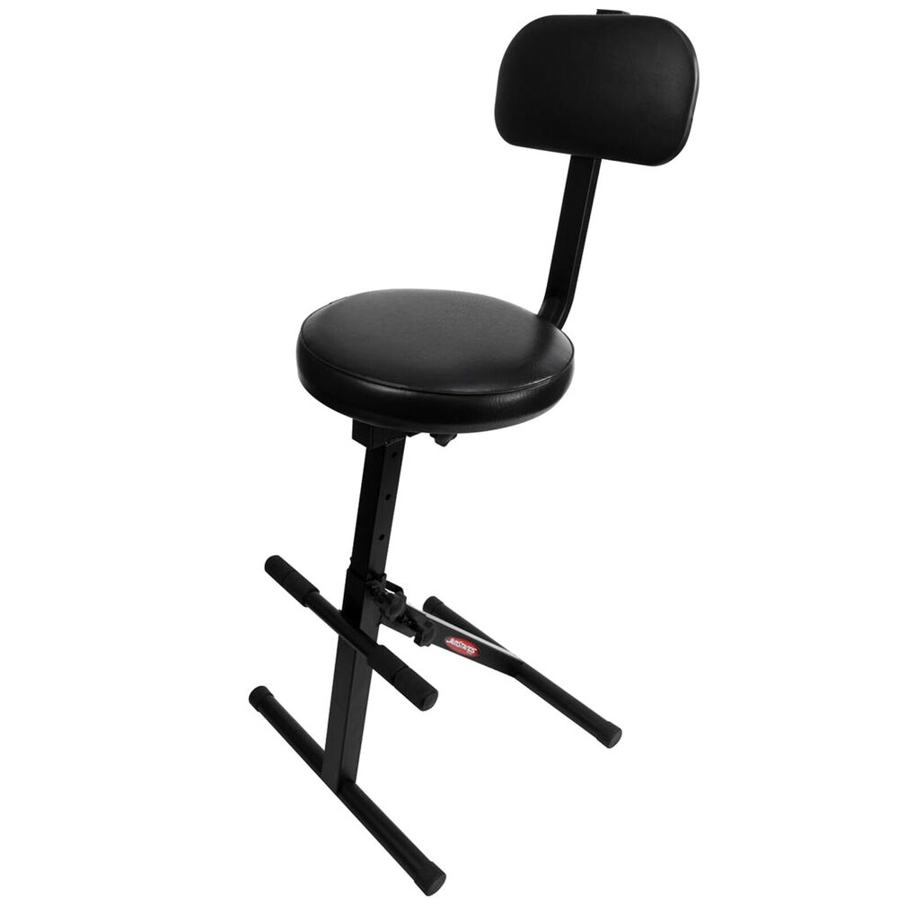 Keyboard Chair Ultimate Support Js Mpf100 Dj Drum Keyboard Guitar Performance Chair Throne 784887179805 Ebay