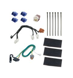 details about trailer wiring harness kit for 14 19 nissan pathfinder infiniti qx60 new [ 1000 x 1000 Pixel ]