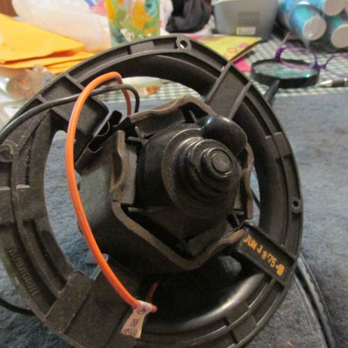small resolution of details about nos 1975 1976 ford gran torino ranchero thunderbird heater blower motor asby new