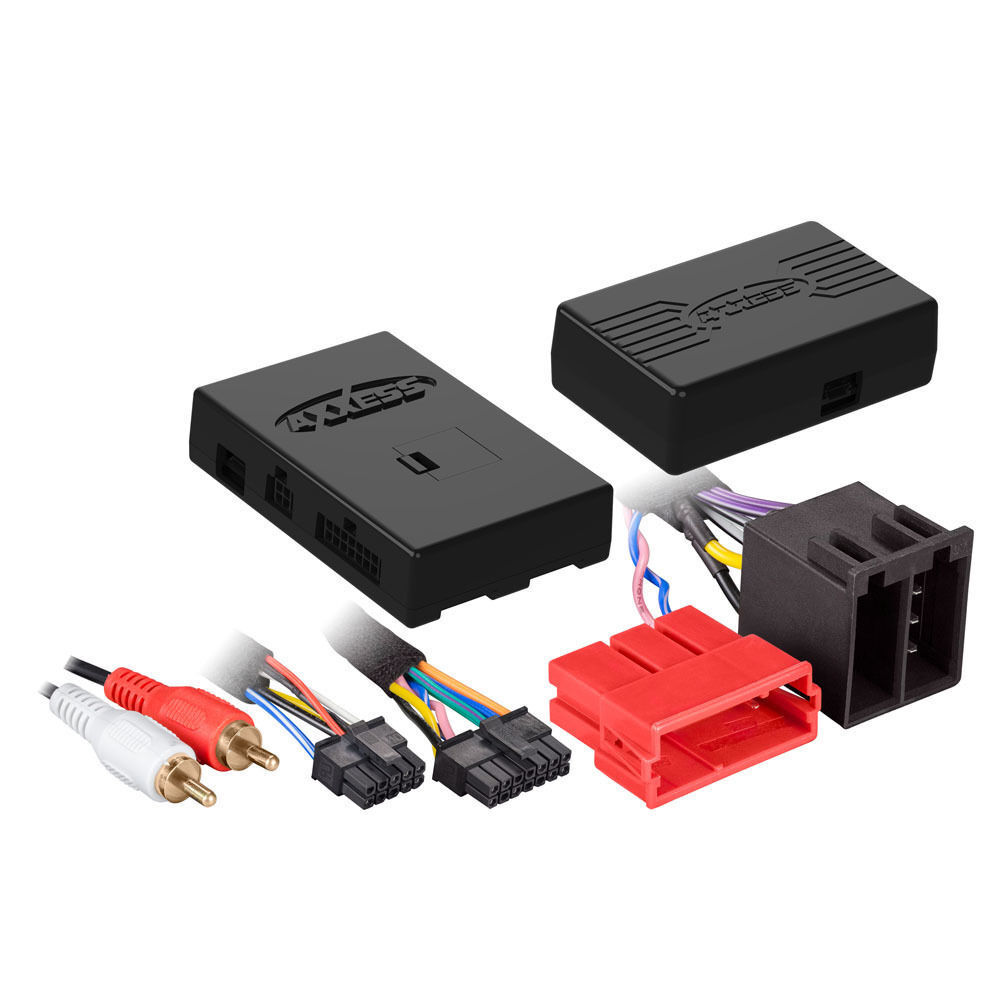 hight resolution of axxess ax po904 radio replacement interface for 2004 2009 porsche vehicles