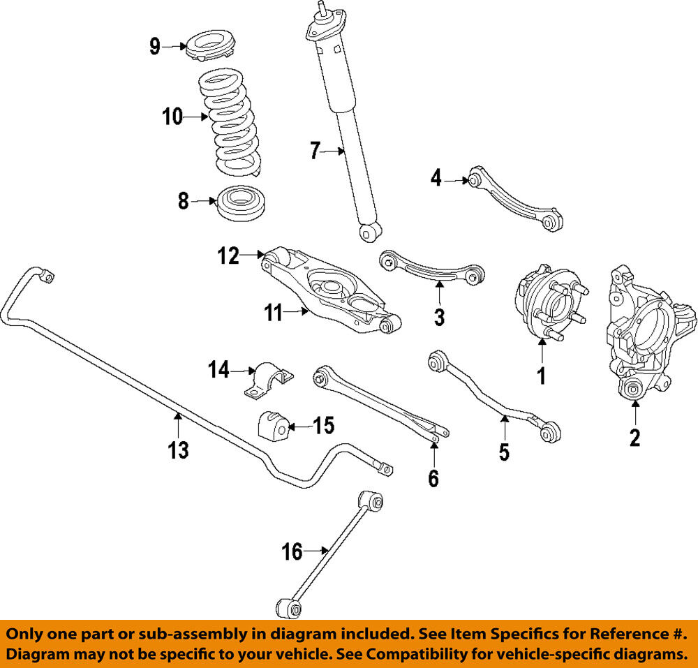 hight resolution of details about chrysler oem stabilizer sway bar rear link 4766866aa