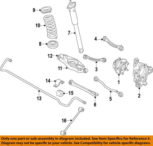 small resolution of details about chrysler oem stabilizer sway bar rear link 4766866aa
