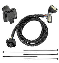 details about 7 way rv trailer wiring harness kit for 11 19 ford explorer all styles new [ 1000 x 1000 Pixel ]