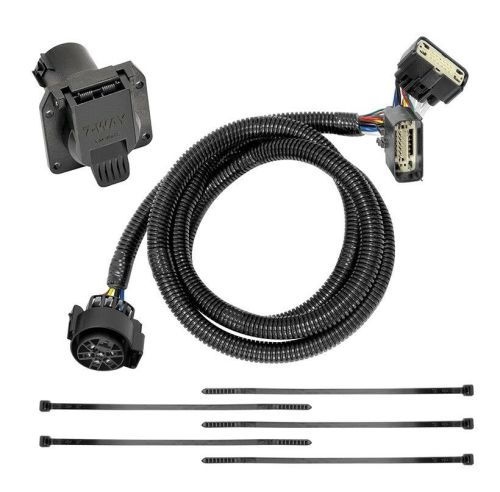 small resolution of details about 7 way rv trailer wiring harness kit for 11 19 ford explorer all styles new