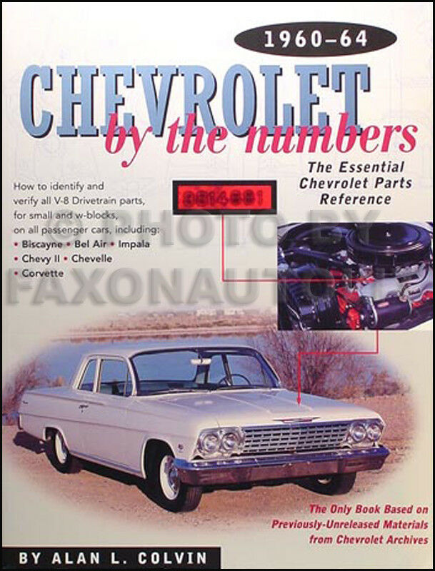 Wirings Of 1964 Chevrolet 6 And V8 Biscayne Belair And Impala Part 1