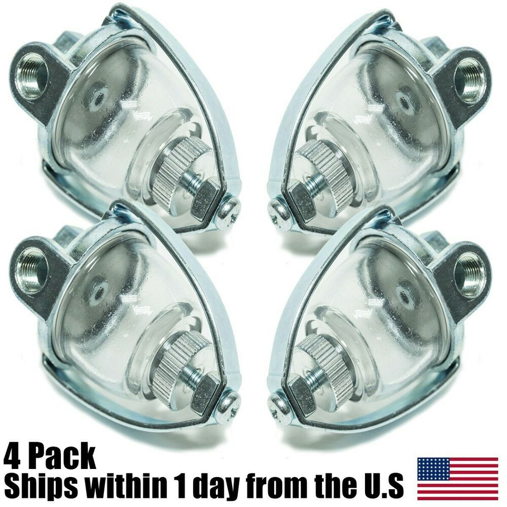 medium resolution of details about 4pk fuel filter sediment bowl for briggs stratton 295984 393169 690612 32439