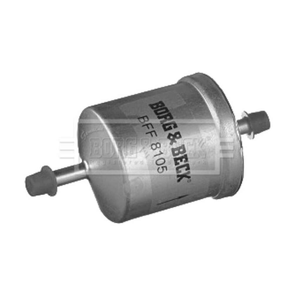 hight resolution of details about fits infiniti qx4 3 3 genuine borg beck fuel filter