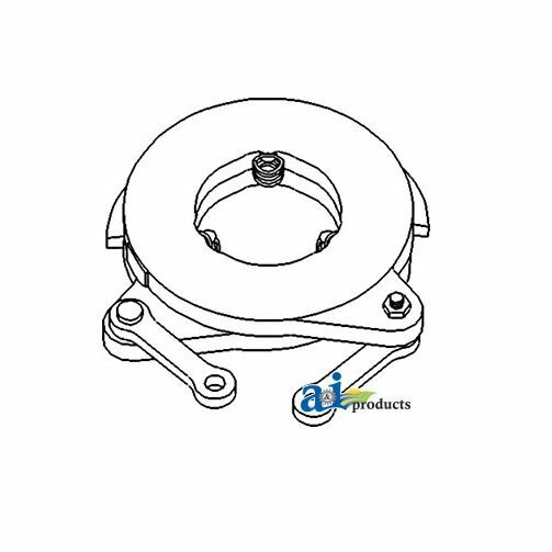 OLIVER WHITE TRACTOR BRAKE ACTUATING PLATE 1750 1800 1850