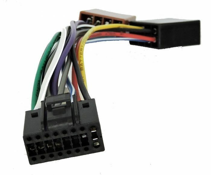 Stereo Wiring Harness Adapter Wiring Harness Wiring Diagram