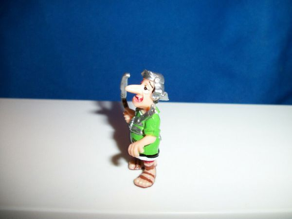 ASTERIX ROMANS Kinder Surprise GERMANY 2000 LEGIONARY eBay