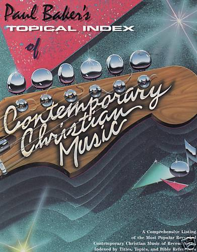 CONTEMPORARY CHRISTIAN MUSIC INDEX SONGBOOK 1991  eBay