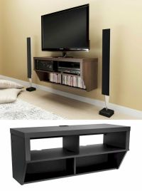 "42"" Wall Mounted Entertainment Console LCD/LED TV Stand w ..."