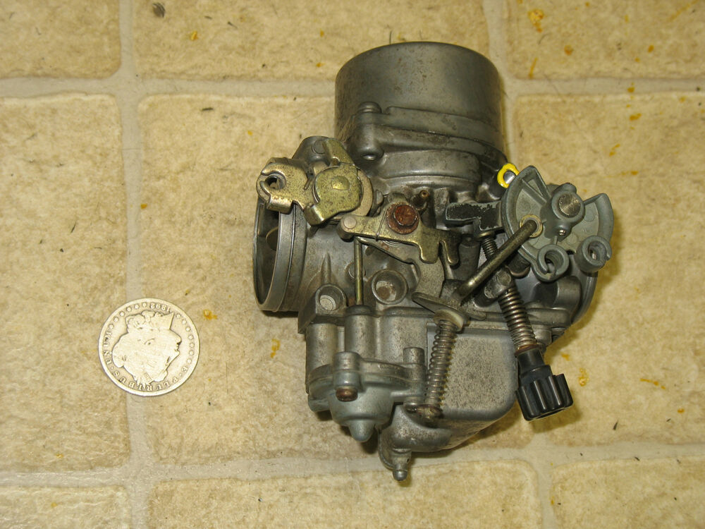 82 Honda Ft500 Ft 500 Ascot Keihin Carburetor Carb