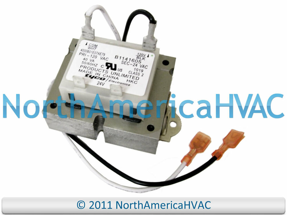 24 Volt    Transformer    For Furnace  Facias