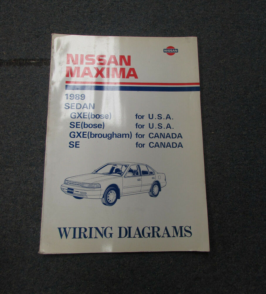 hight resolution of 1989 nissan wiring diagram