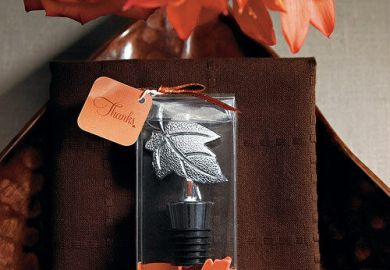 Autumn Wedding Favors Weddingstar