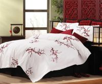 New Asian Cherry Blossom Style King Size Comforter ...
