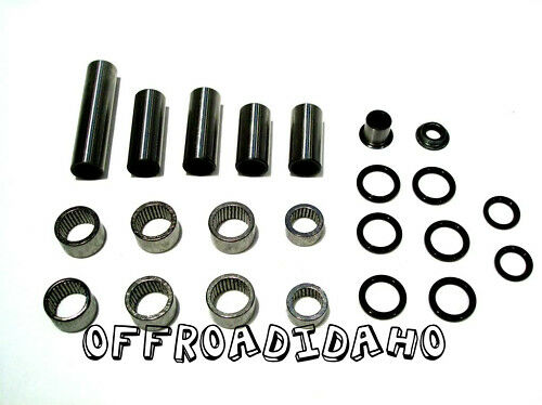 SWINGARM LINKAGE BEARING KIT KAWASAKI KX125 1999 2000 2001