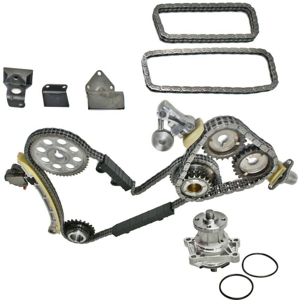 Timing Chain Kit For 2001-2004 Chevrolet Tracker w/ water