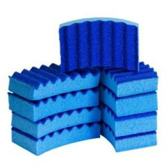 Lysol Kitchen Cleaner How To Organize Your Countertops 57506 Multi Purpose Scrubber Sponge 9 Pack Free ...