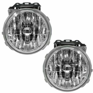 Fog Driving Light Lamp Pair Set of 2 for Legacy Outback