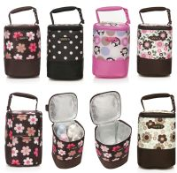 New Baby Food Bottle Bag Warmer Insulated Bag Lunch Bag ...
