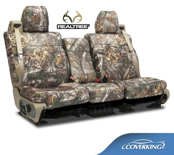 Full Printed Realtree Xtra Camo Camouflage Seat Covers 5102040-26