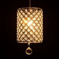 Promotion Modern Crystal Ceiling Light Pendant Lamp ...