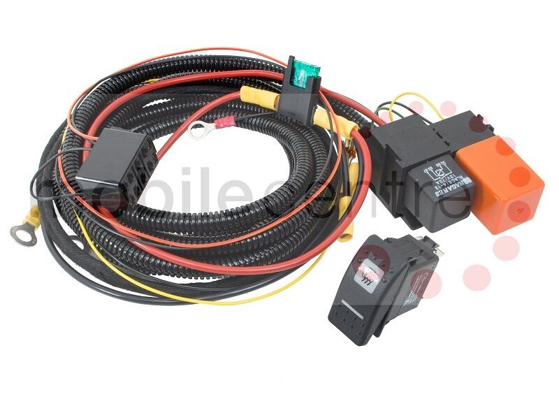 narva rocker switch wiring diagram of sciatic nerve pathway land rover defender heated front screen kit with carling two tab   ebay