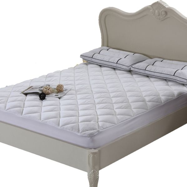 Bamboo Mattress Pad Topper