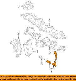 details about gm oem ignition spark plug wire or set see image 89018058 [ 1000 x 798 Pixel ]