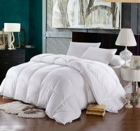 Solid 500 Thread Count Full / Queen Siberian Down ...