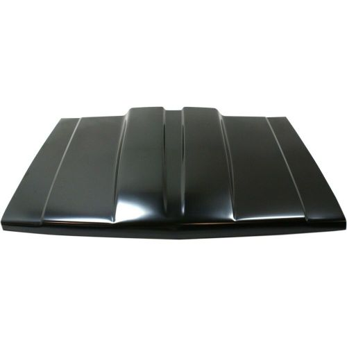 small resolution of details about styleline cowl hood for 81 86 chevrolet c10 primed 2 in raised