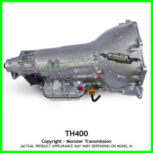 TH400 4x4 4WD Turbo 400 Monster Transmission  Heavy Duty